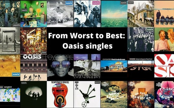 oasis singles Oasis, the manchester, uk, rock band led by songwriter noel gallagher and his frontman brother liam, strung together a series of memorable singles during the 1990s that were powered by their love of the beatles although oasis' popularity declined after 1997's disappointing album be here now.
