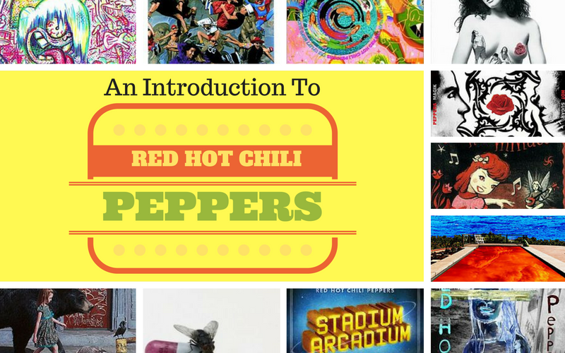 PROFILE: An Introduction to Red Hot Chili Peppers