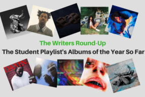 The Writers' Round-Up: TSP Albums of the Year So Far