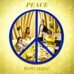 Front cover of 'Happy People'
