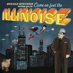Original front cover of 'Illinois' featuring Superman