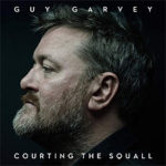 Front cover of 'Courting The Squall'