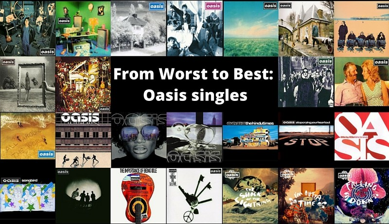 Oasis singles