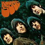 Front cover of 'Rubber Soul'