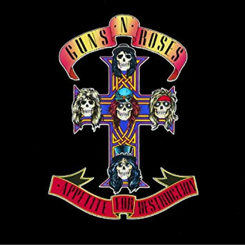 Lyric mr brownstone lyrics : CLASSIC '80s: Guns N' Roses - 'Appetite For Destruction' - The ...