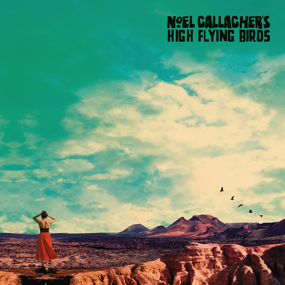REVIEW: Noel Gallagher\'s High Flying Birds - \'Who Built The Moon ...