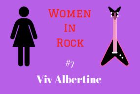 WOMEN IN ROCK no.7: Viv Albertine