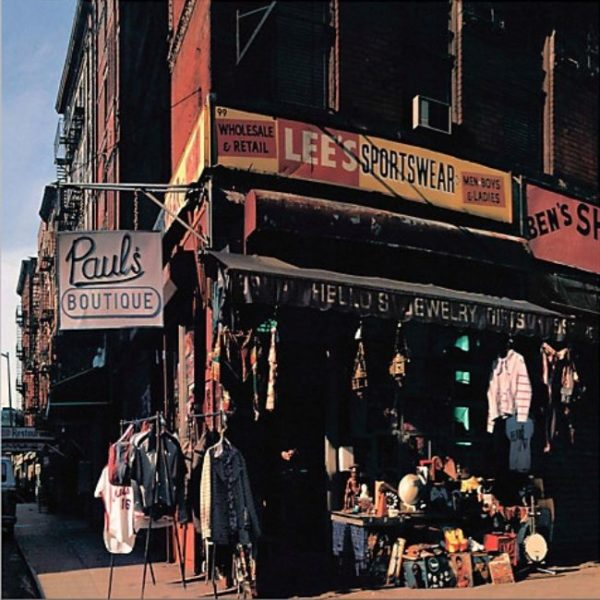 Paul's Boutique Beastie Boys
