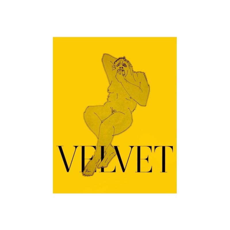 Velvet Negroni Neon Brown