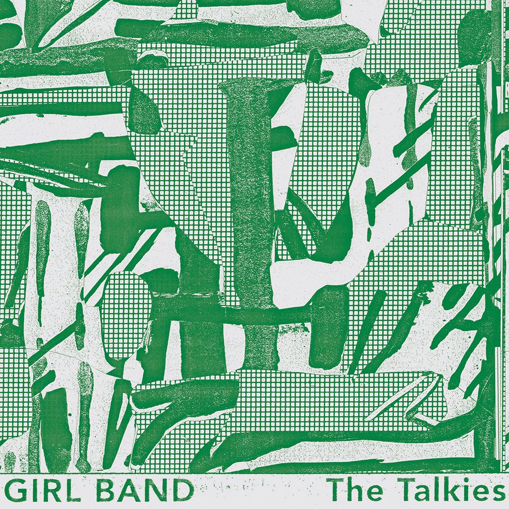 Girl Band The Talkies