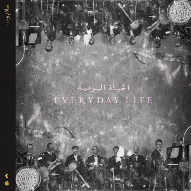 Coldplay Everyday Life