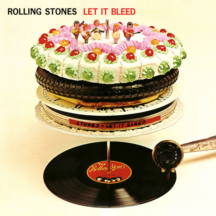 The Rolling Stones Let It Bleed