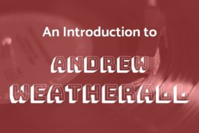 An Introduction to Andrew Weatherall