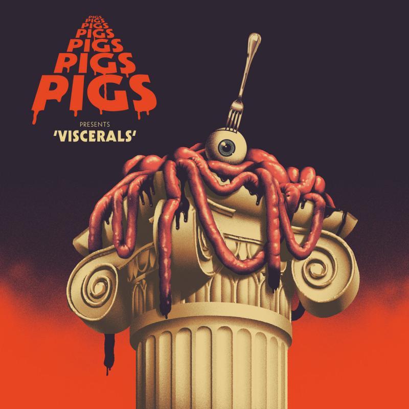 Pigs x7 Viscerals