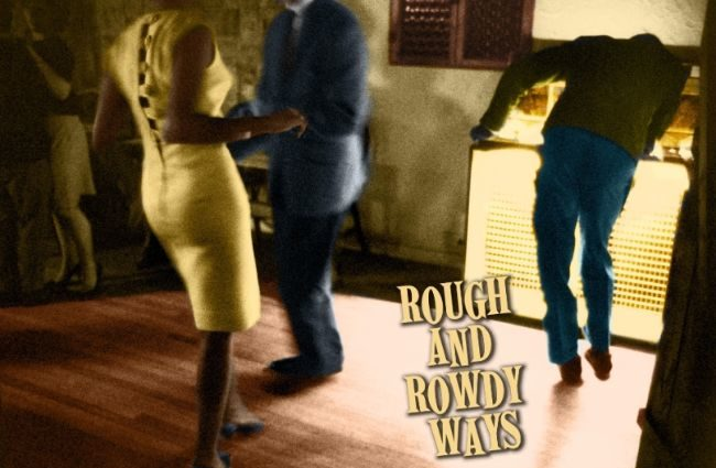 Bob Dylan Rough And Rowdy Ways