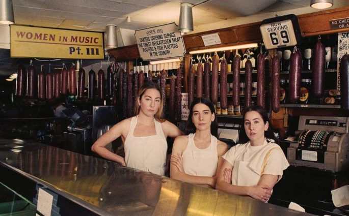 Haim Women In Music Pt. III