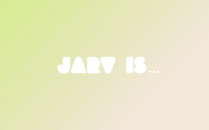 JARV IS Beyond The Pale