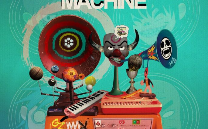 Gorillaz Song Machine Strange Timez