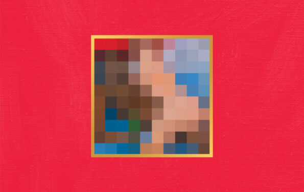Kanye West My Beautiful Dark Twisted Fantasy