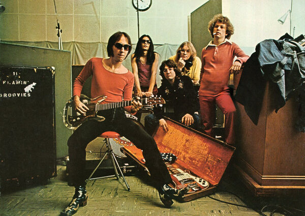 The Flamin' Groovies Teenage Head