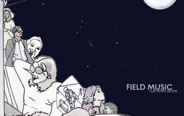 Field Music Flat White Moon