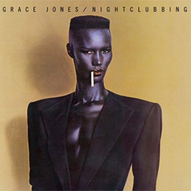 Grace Jones Nightclubbing
