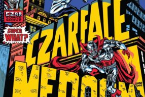 REVIEW: Czarface & MF DOOM – 'Super What?' (Silver Age)